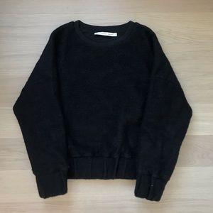 & Other Stories Wool Crewneck Sweatshirt